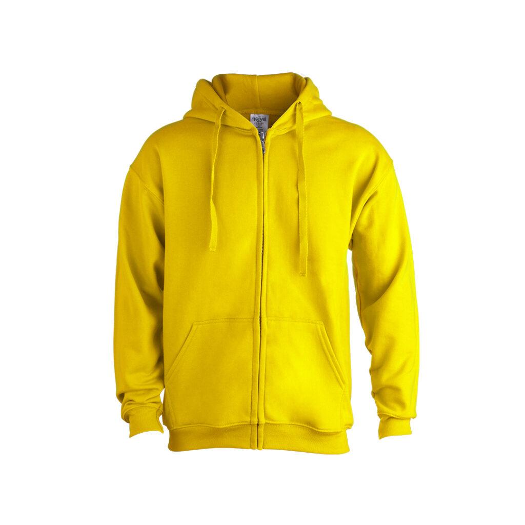 """Sweatshirt com Capuz + Fecho Adulto """"keya"""""""