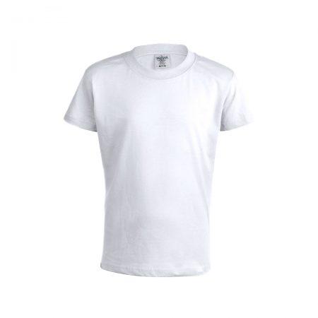 """T-Shirt Criança Branca """"keya"""""""