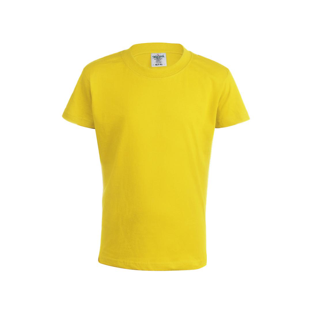 "T-Shirt Criança Côr ""keya"""